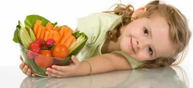 10 tips to get your children to eat veggies