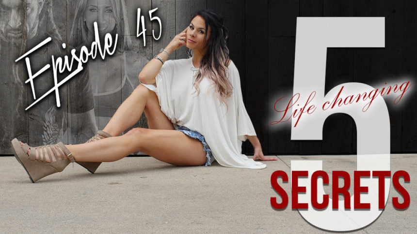 Body Spartan Podcast 5 life changing secrets