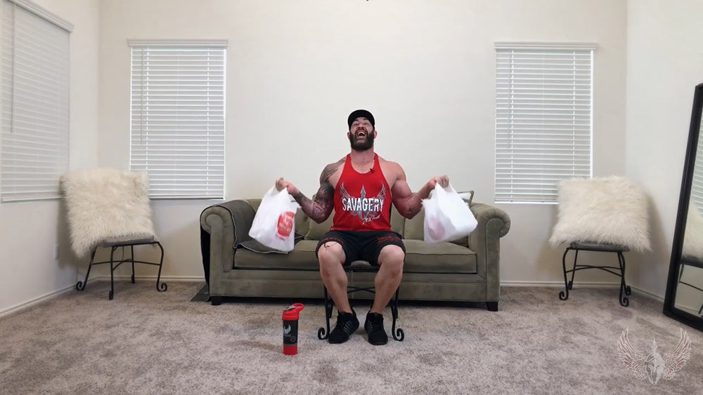 In home arm workout bicep curls