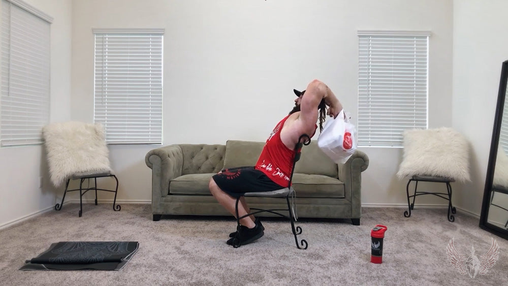 at home arm workout triceps