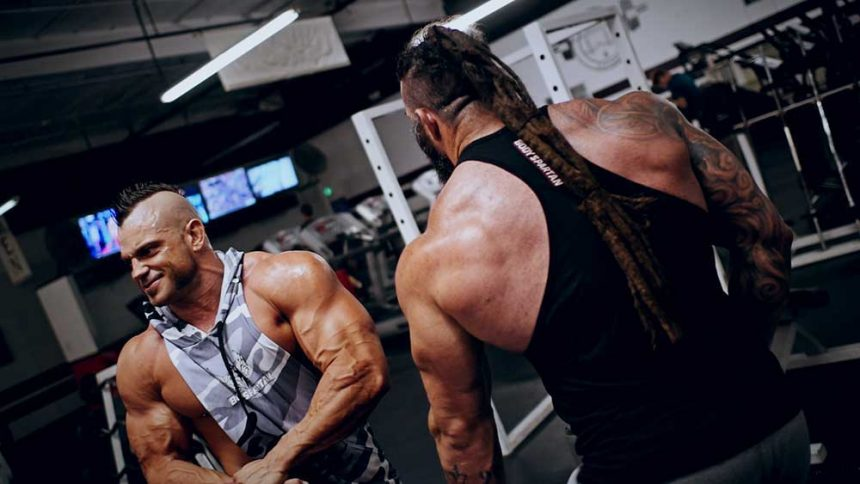 Bulking workouts to gain 25lbs fast