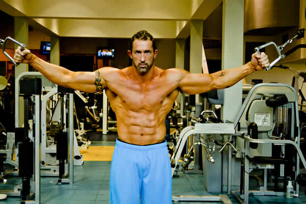 Chest workout tips from Body Spartan