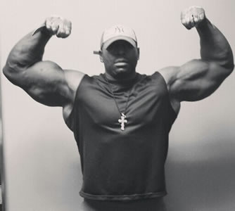 Ezekial Jackson recovers from a torn quadricep