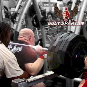 Motivation for squats with Rob Morris