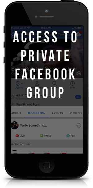 Ultimate shred private group
