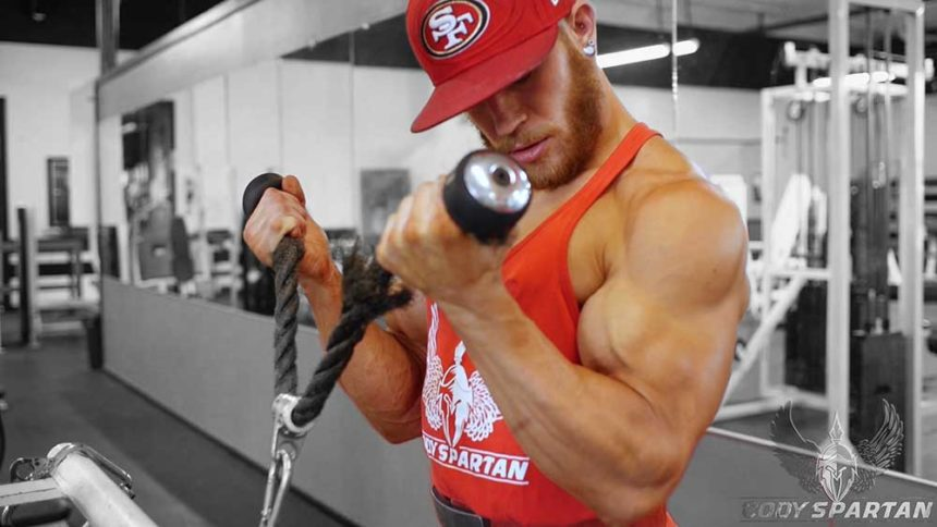 Bicep curl tips