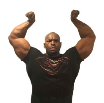 Rycklon Stephens biceps wokrout and arms workout
