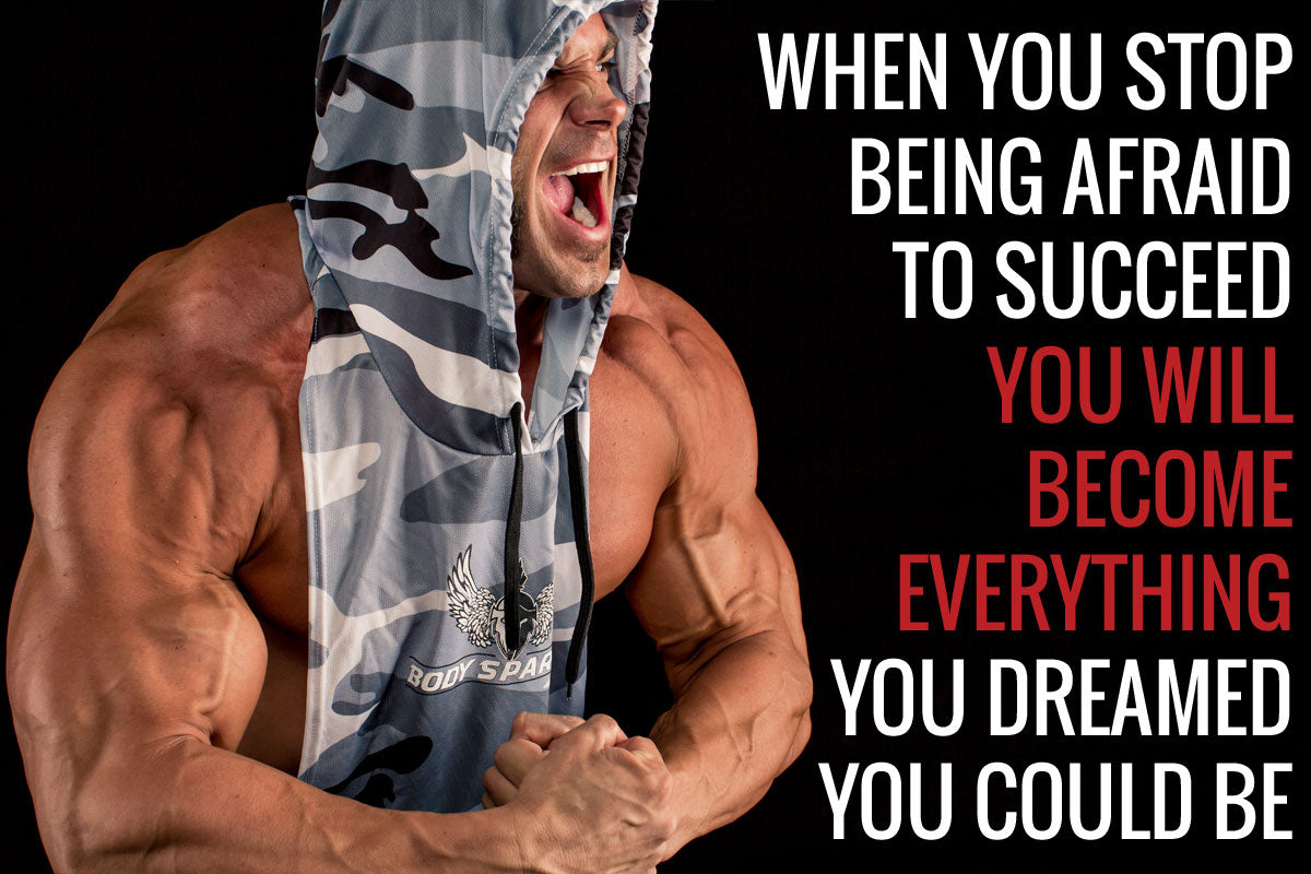 Bodybuilding and gym motivational quotes