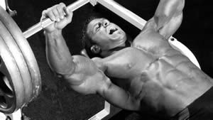 The mother of all chest workouts