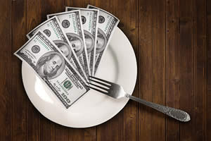 Stop eating out and save money