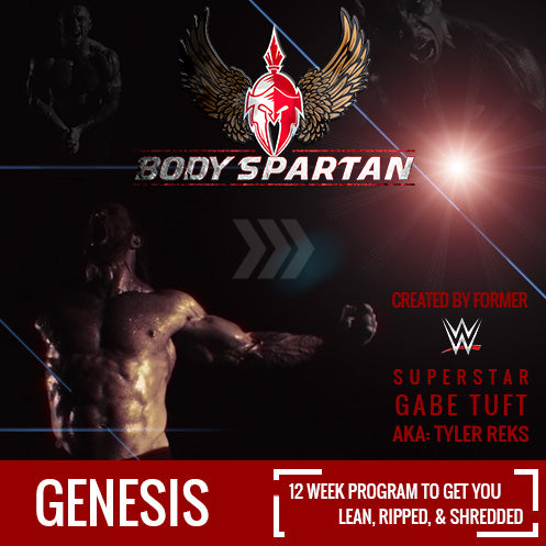 Body Spartan Genesis, Gabe Tuft, 2nd Edition
