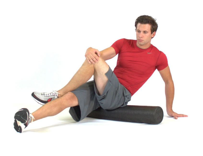 foam rolling exercises for glutes and butt