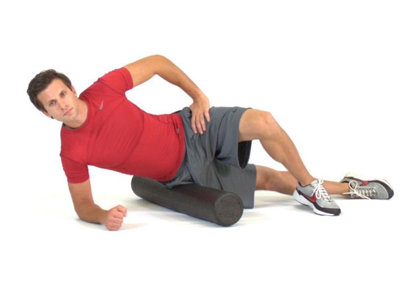 foam rolling exercises for outer legs