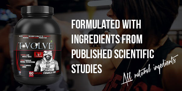 testosterone booster all natural