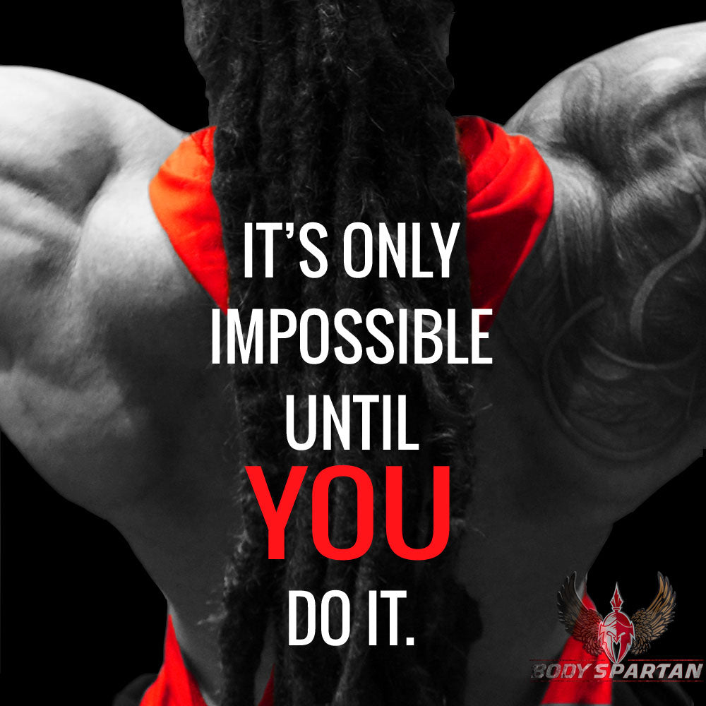 Gym and bodybuilding motivation from Body Spartan