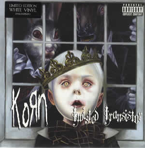 korn twisted transistor is great for weightlifting music