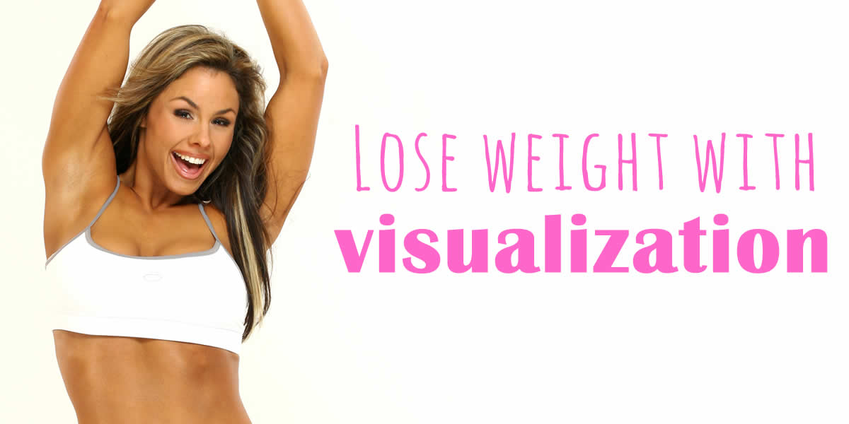Lose weight with visualization