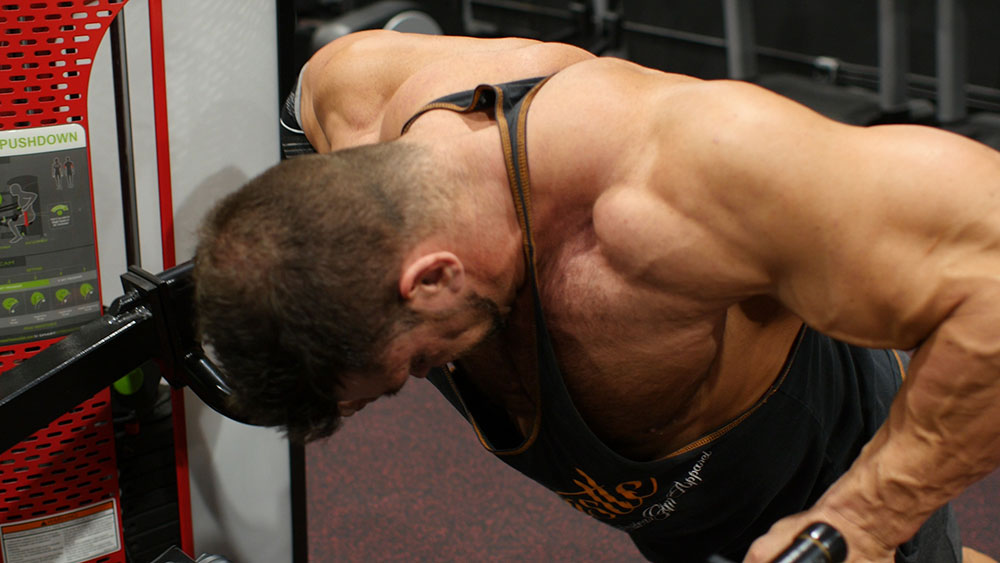 Machine dips with Brian Cage