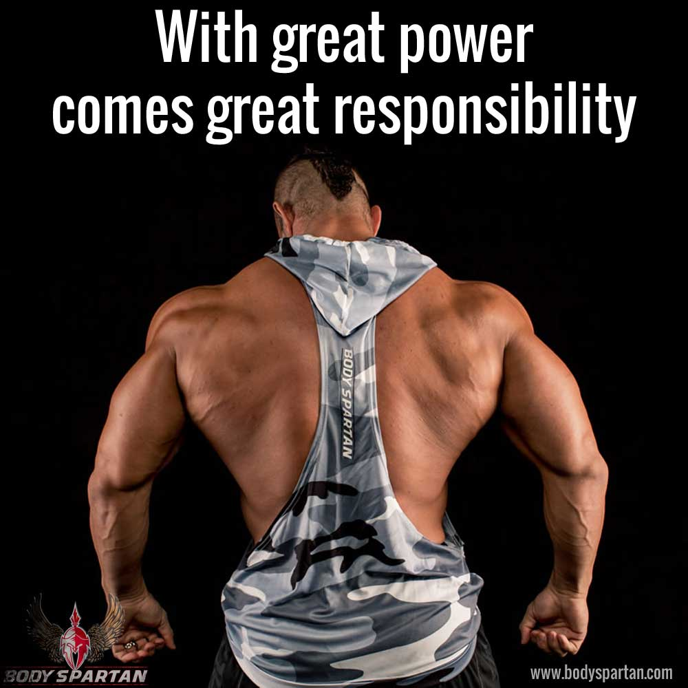 motivation for workout and bodybuilding