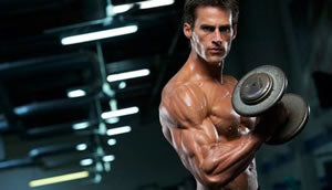 Gain size and muscle mass