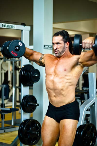 shoulder exercises for huge delts