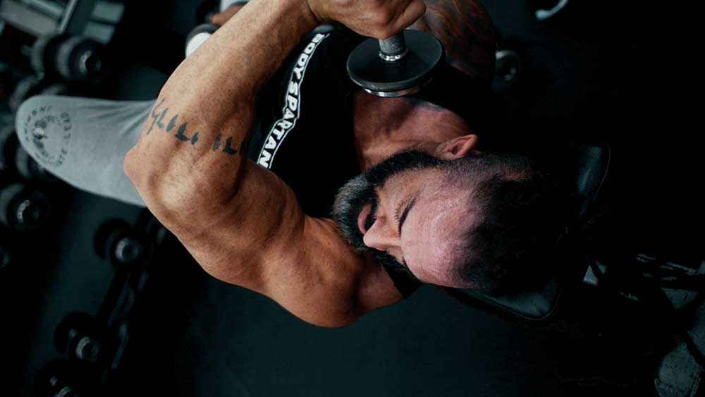 big arms workout triceps 02