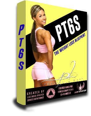 Weight loss blueprint by Priscilla Tuft