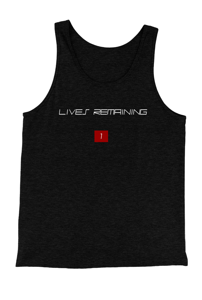 Lives Remaining Tank Top