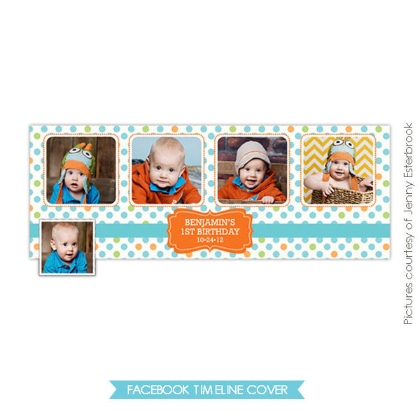 Facebook timeline cover | Dotted Smiles e393