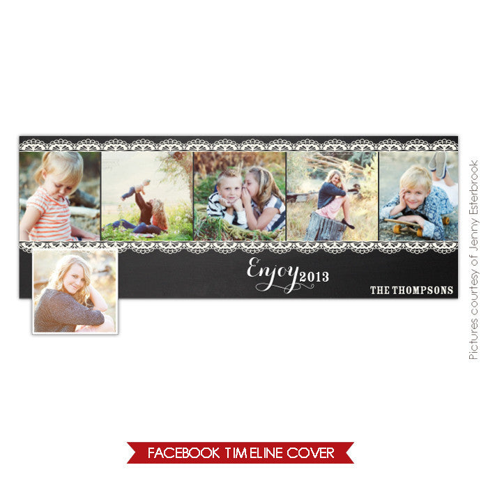 Facebook timeline cover | Enjoy 2013 e641