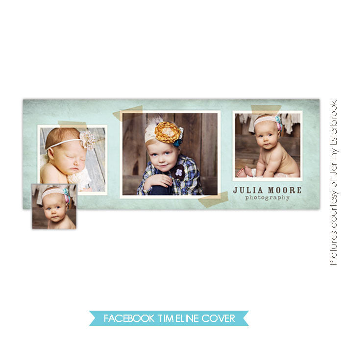 Facebook timeline cover | Little scraps e349