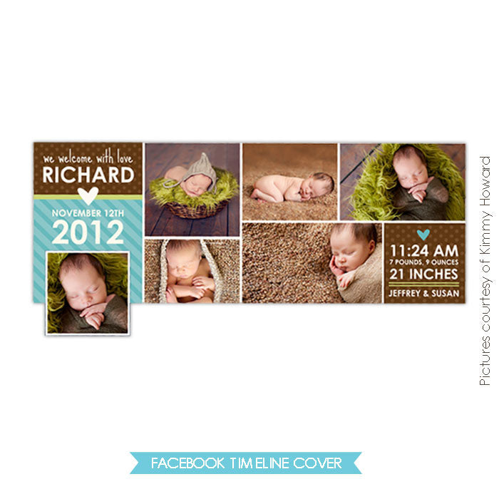 Facebook timeline cover | Natural birth e449