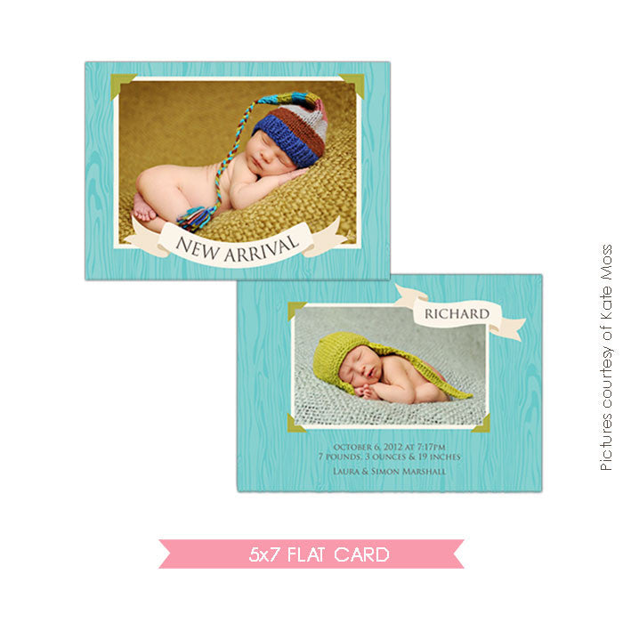 Birth Announcement | New arrival e272