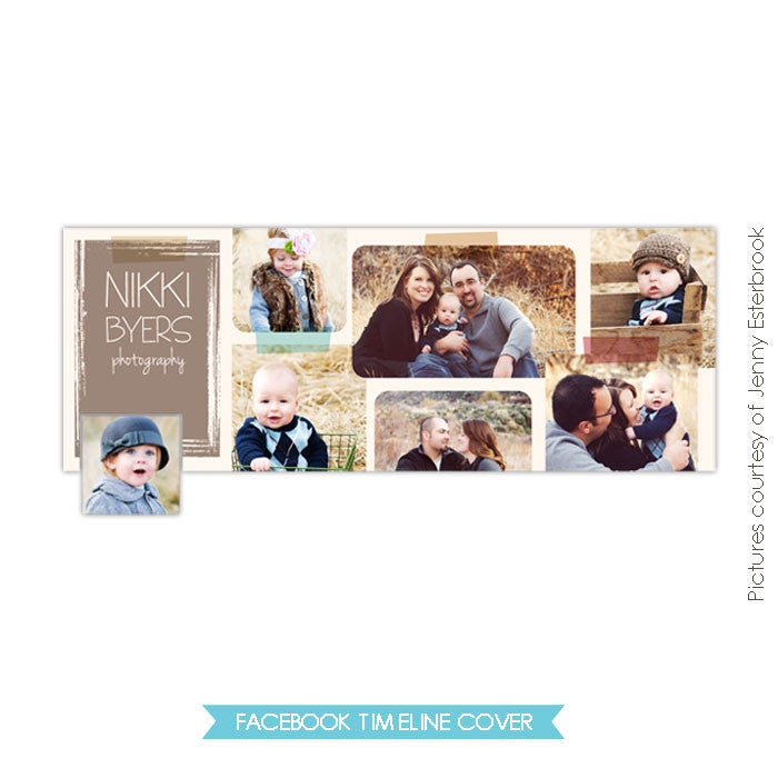Facebook timeline cover | Nikki album e353