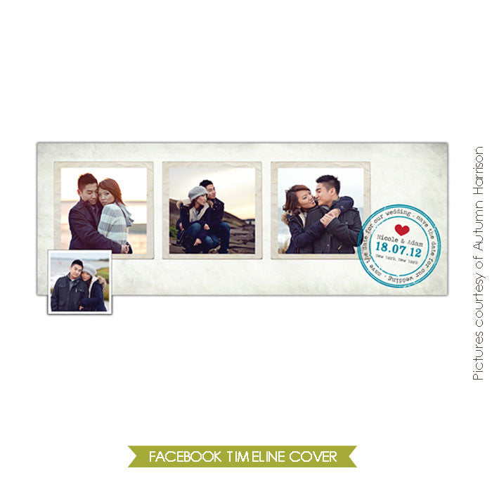 Facebook timeline cover | Seal of love e383