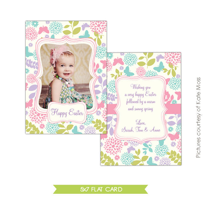 Easter photo card | Sprinkles of love e332