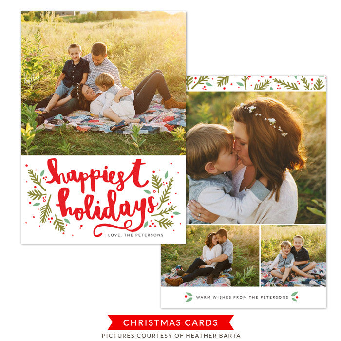 Christmas Card | White Christmas e1230
