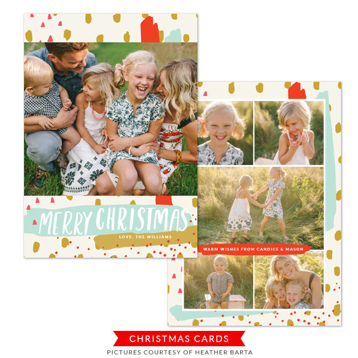 Christmas Card | Christmas Fairytale e1233