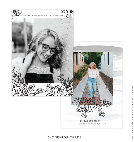 Senior Card | Something New e1630