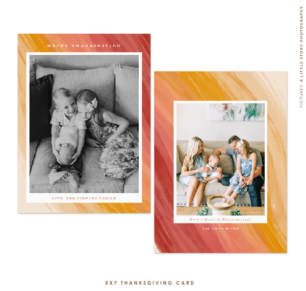 Thanksgiving Card | Warm Breeze e1772