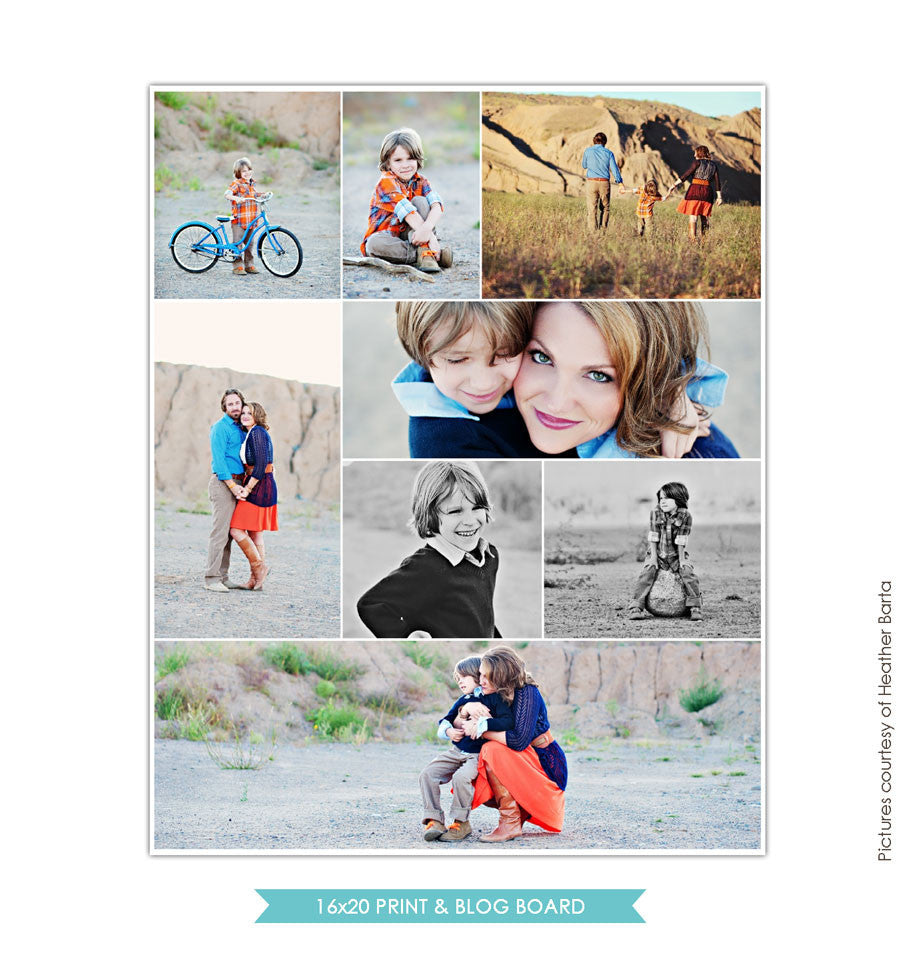 16x20 collage & blog board | Precious times e692