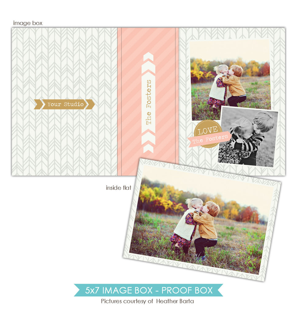 5x7 Image Box | Bloom times e858