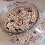 Muesli fruits secs
