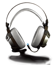 Load image into Gallery viewer, 7.1 Surround Sound Gaming Headset
