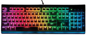 104 Key Programmable Mechanical Keyboard
