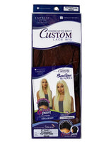 SENSATIONNEL EMPRESS 6 INCH PART CUSTOM LACE FRONT WIG - SLEEK STRAIGHT