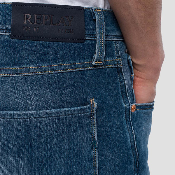 Replay Hyperflex+ Anbass Jeans