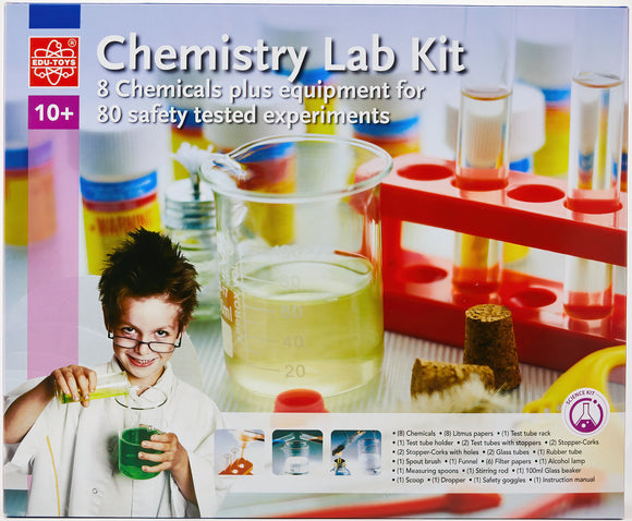 Advanced Chemistry Kit
