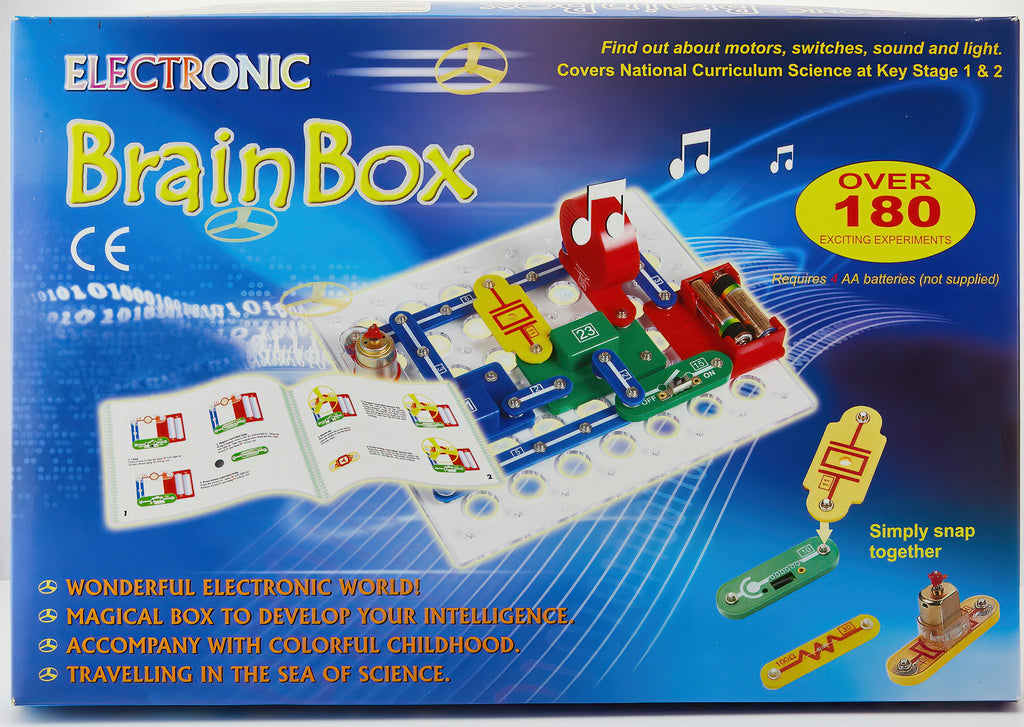 Brain Box Electronic 180