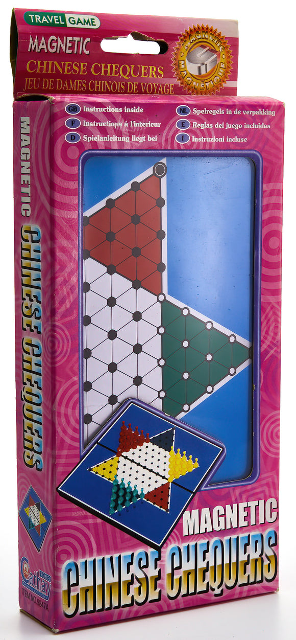 Chinese Checkers Travel